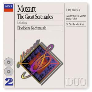 Mozart - The Great Serenades