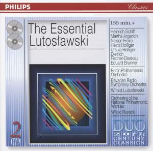 The Essential Lutoslawski