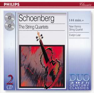 Arnold Schoenberg - Complete String Quartets Product Image