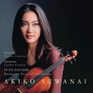 Dvorák and Sarasate: Works for Violin and Orchestra