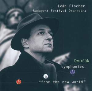 Dvorák: Symphonies Nos. 8 & 9 Product Image