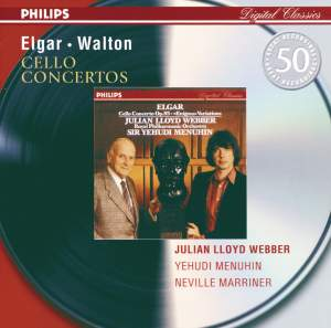 Elgar and Walton: Cello Concertos