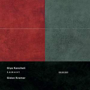 Kancheli: Lament (Music of mourning in memory of Luigi Nono)