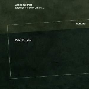 Peter Ruzicka: String Quartets