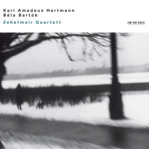 Bartók & Hartmann: String Quartets