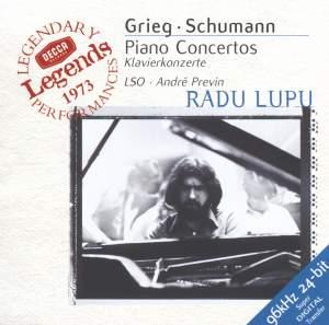 Grieg & Schumann: Piano Concertos Product Image