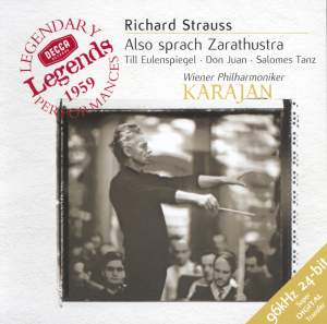 Karajan conducts Strauss