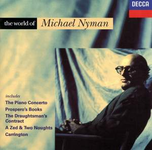 The World of Michael Nyman