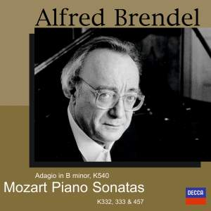 Mozart: Piano Sonata No. 12 in F major, K332, etc.