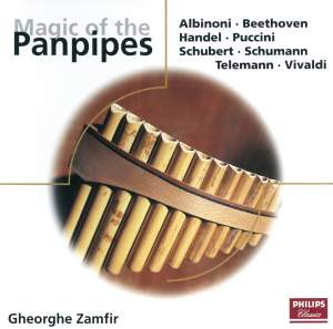 Magic of the Panpipes
