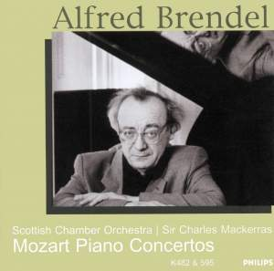 Mozart: Piano Concerto No. 22 in E flat major, K482, etc.