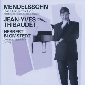 Mendelssohn: Piano Concerto No. 1 in G minor, Op. 25, etc.