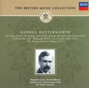 British Music Collection - George Butterworth