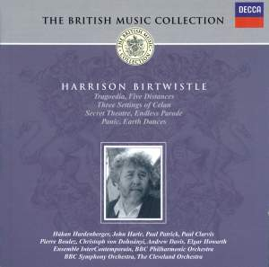 British Music Collection - Harrison Birtwistle