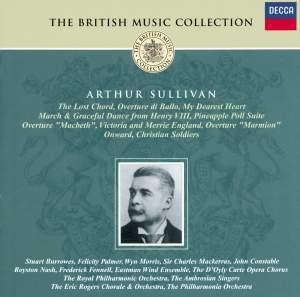 British Music Collection - Arthur Sullivan