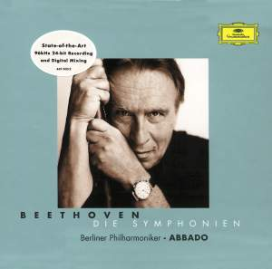 Beethoven: Symphonies Nos. 1-9 (complete) Product Image