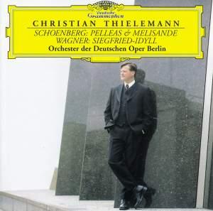Schoenberg: Pelleas & Melisande & Wagner: Siegfried Idyll Product Image