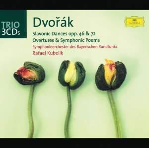 Dvorak - Slavonic Dances, Overtures & Symphonic Poems