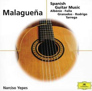 Malagueña: Spanish Guitar Music