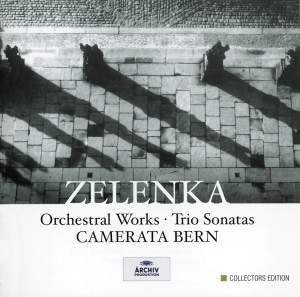 Zelenka: Capriccios Nos. 1-5, etc.