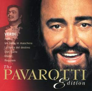 The Pavarotti Edition, Vol. 4: Verdi
