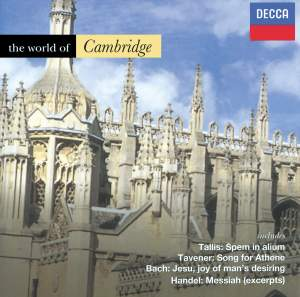 World of Cambridge Product Image