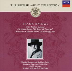 British Music Collection - Frank Bridge