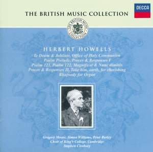 British Music Collection - Herbert Howells