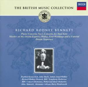 British Music Collection - Richard Rodney Bennett