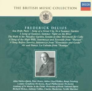 British Music Collection - Frederick Delius