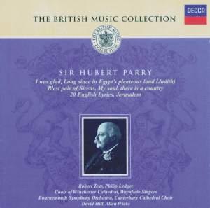 British Music Collection - Sir Hubert Parry