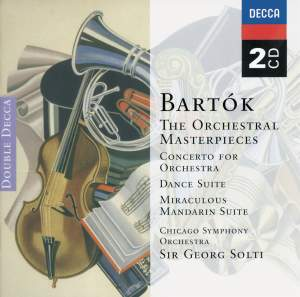 Bela Bartók: The Orchestral Masterpieces