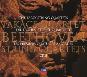 Beethoven - The Early String Quartets