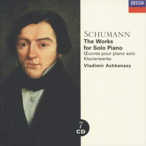 Schumann - The Works for Solo Piano
