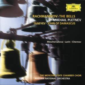 Rachmaninov: The Bells & Taneyev: John of Damascus Product Image