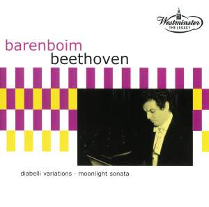 Beethoven: Diabelli Variations & Moonlight Sonata
