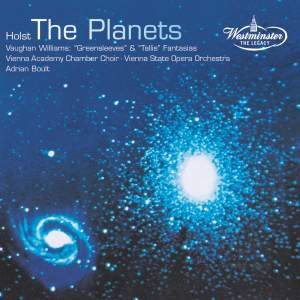 Holst: The Planets, Vaughan Williams: Greensleeves & Tallis Fantasia