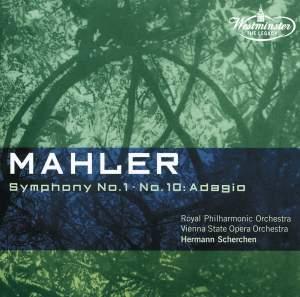 Mahler: Symphony No. 1 & Adagio from Symphony No. 10