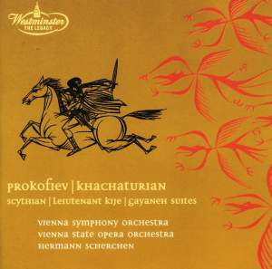 Prokofiev: Scythian Suite and other works