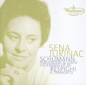 Sena Jurinac sings Schumann and Respighi