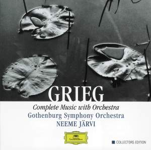 Grieg - Complete Music with Orchestra