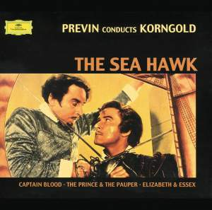 Korngold: The Sea Hawk, Captain Blood, etc.
