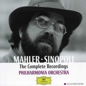 Mahler - Sinopoli - The Complete Recordings
