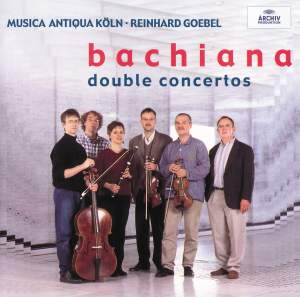 Bachiana - Double Concertos