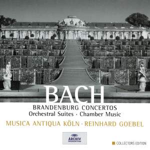 Bach: Orchestral & Chamber Works Product Image
