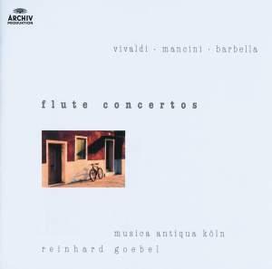 Vivaldi, Mancini & Barbella: Flute Concertos