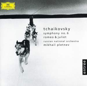 Tchaikovsky: Symphony No. 6 in B minor, Op. 74 'Pathétique', etc. Product Image