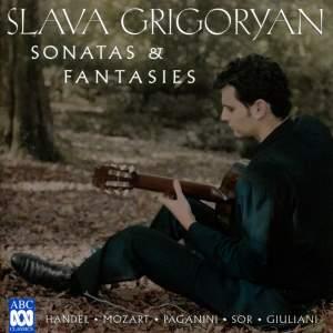 Slava Grigoryan - Sonatas & Fantasies