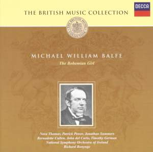 British Music Collection - Michael William Balfe
