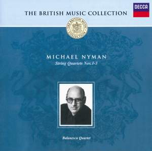 British Music Collection - Michael Nyman